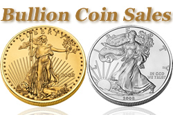 US Bullion Coins & Sales